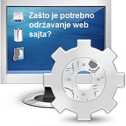 Održavanje web sajta