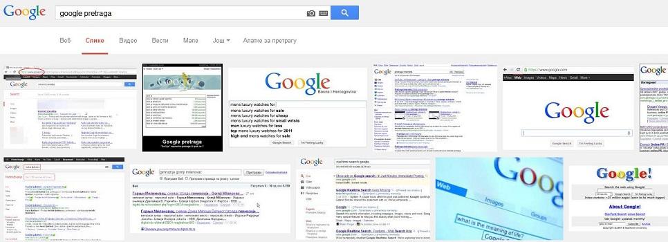 Optimizacija za Google pretraživač