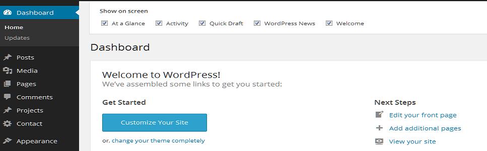 Samostalno održavanje web sajta