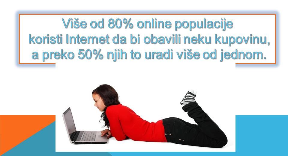 Zašto je dobro imati web shop